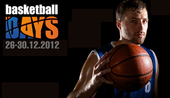 Basketball days 26-30 december 2012